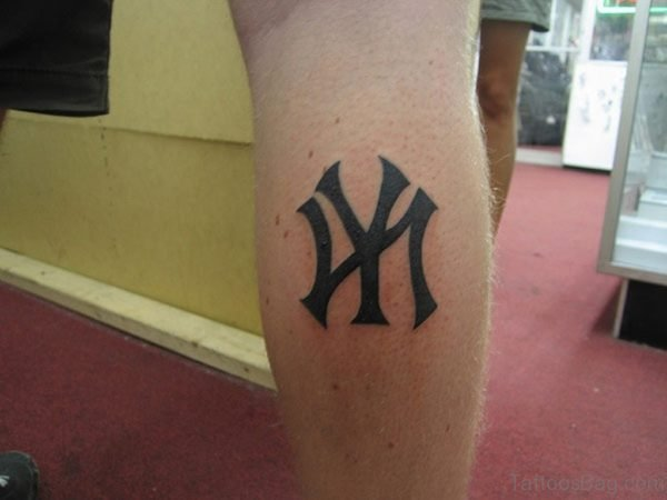 Tribal Symbol Tattoo