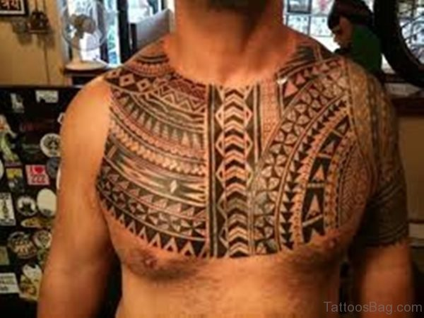 Tribal Tattoo Design Image