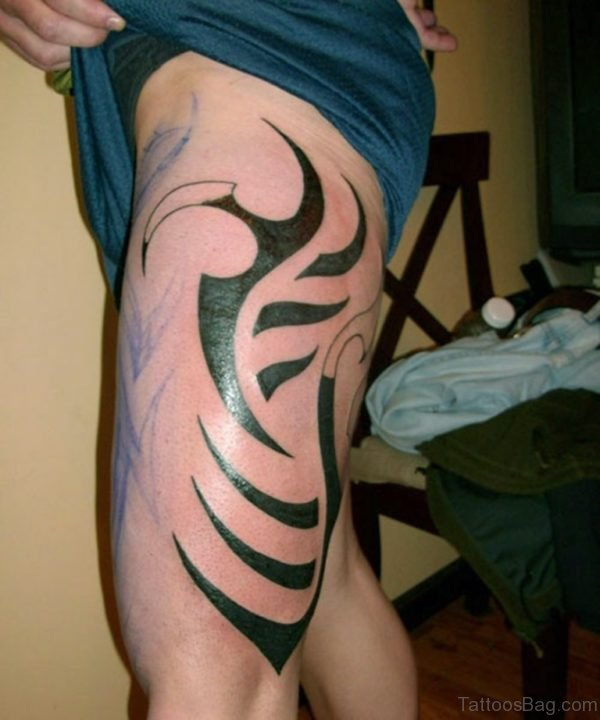 Tribal Tribal Tattoo