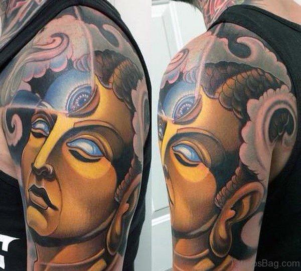 Ultimate Buddha Tattoo