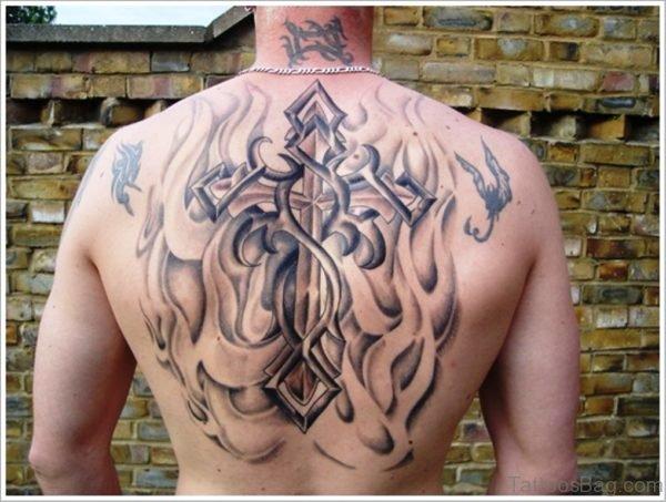 Ultimate Celtic Cross Tattoo
