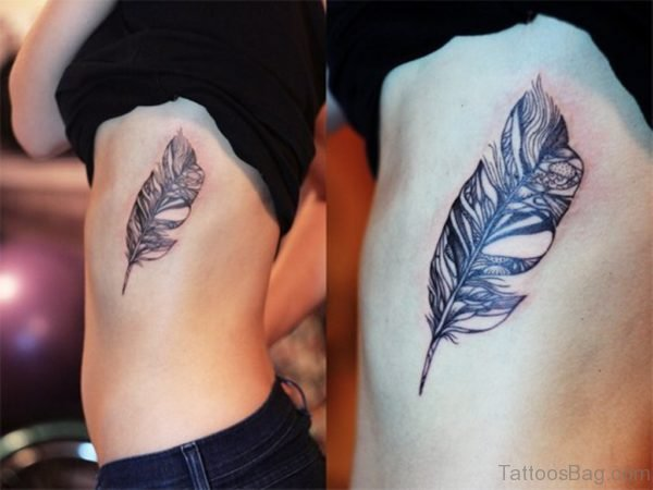 Ultimate Feather Tattoo