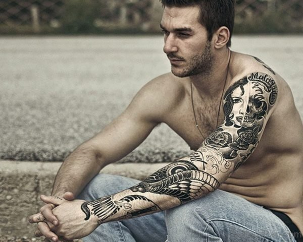 Ultimate Full Sleeve Tattoo
