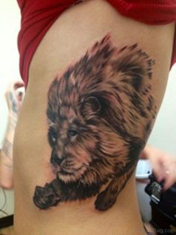 Ultimate Lion Tattoo
