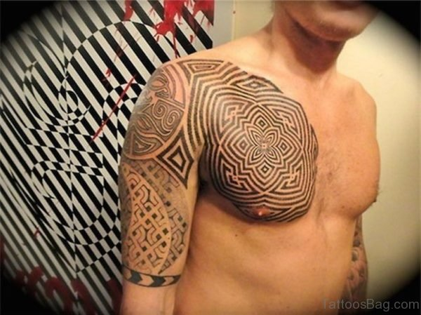 Ultimate Mandala Tattoo