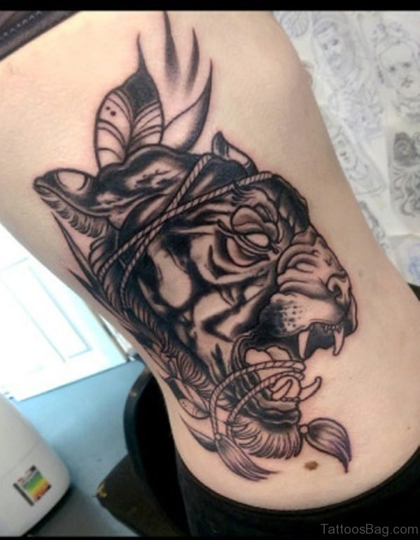 Ultimate Tiger Tattoo