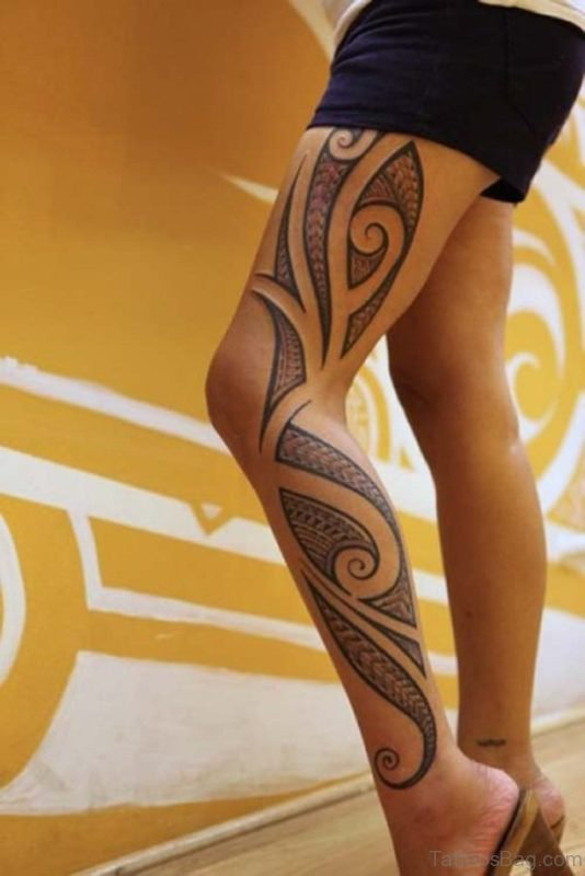 Ultimate Tribal Tattoo