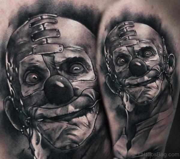 Ultimate Zombie Tattoo