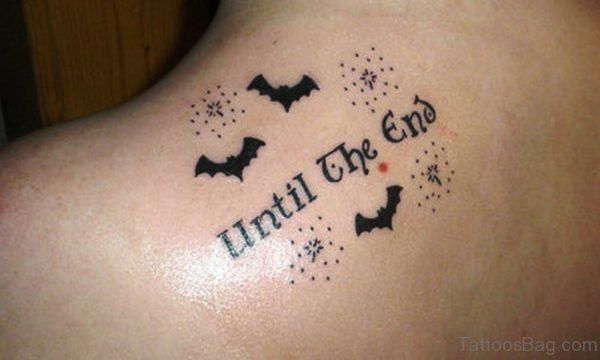 Until The End Star Tattoo