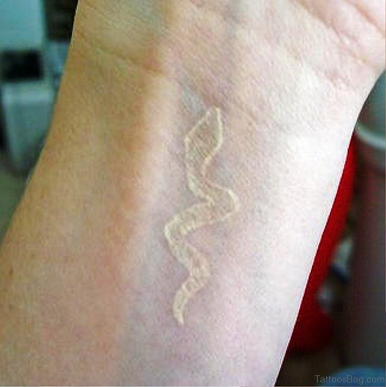 33 Magnifying Snake Tattoos On Wrist
