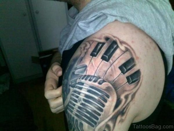 Wonderful Music Tattoo