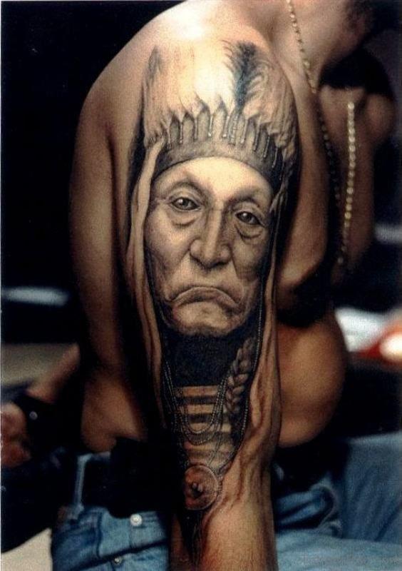 Wonderful American Tattoo