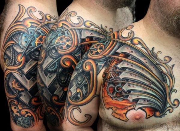 Wonderful Armor Tattoo