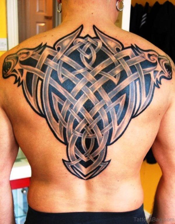 Wonderful Celtic Tattoo