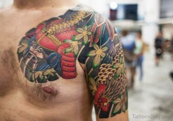 Wonderful Japanese Style Tattoo