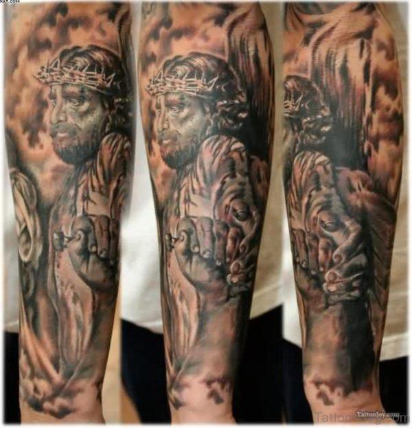 Wonderful Jesus Tattoo 3