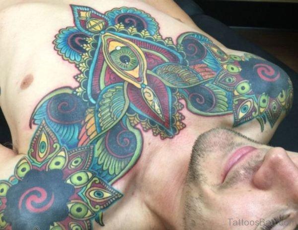 Wonderful Mandala Tattoo