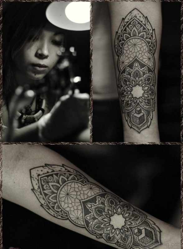 Wonderful Mandala Tattoo designs