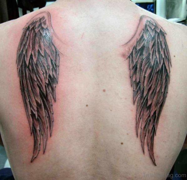 Wonderful Wings Tattoo