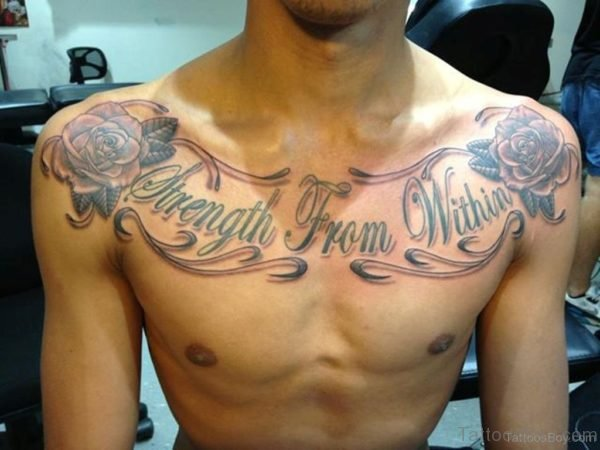 Wording Tattoo