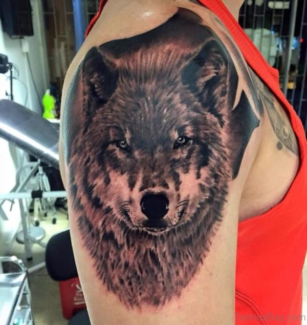 Best Wolf Tattoo