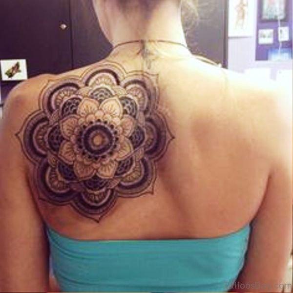 Adorable Tattoo On Shoulder 1