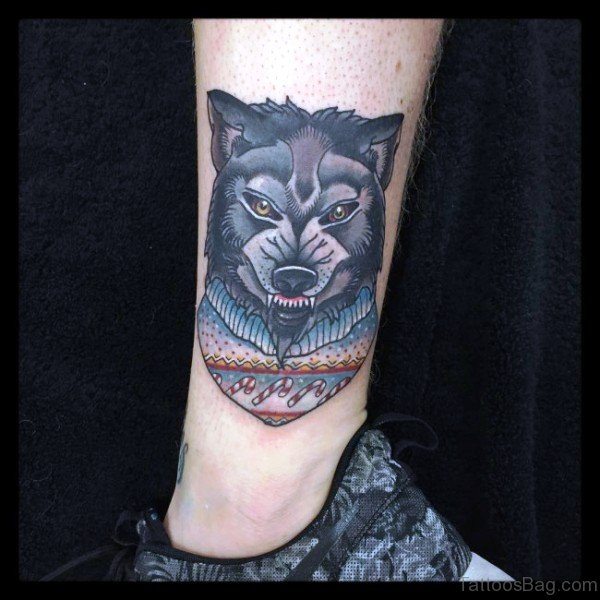 Tattoo Woman In Wolf: 80 Superb Alpha Wolf Tattoos For Men