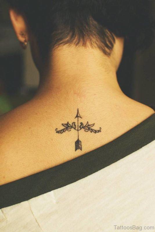 Amazing Arrow Tattoo