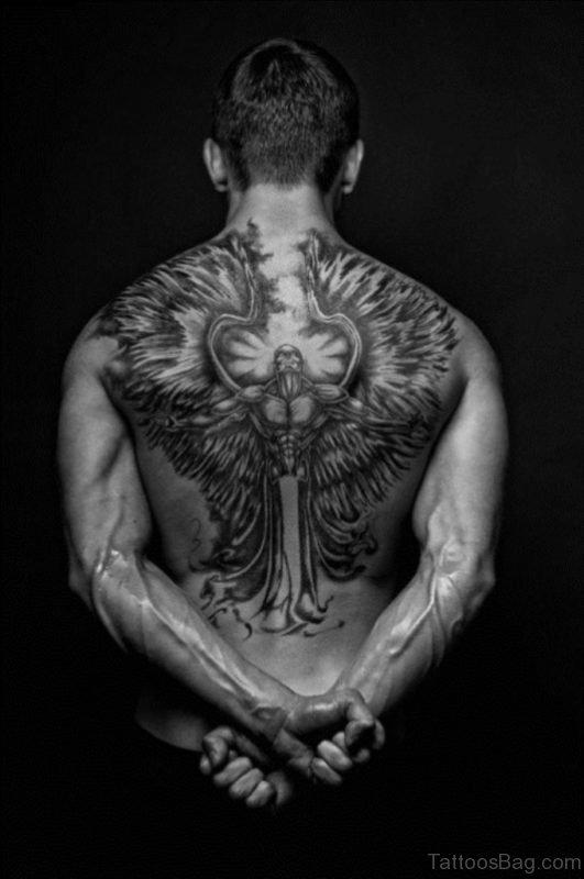 Amazing Devil Tattoo