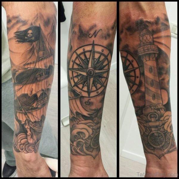 Attractive Arm Tattoo