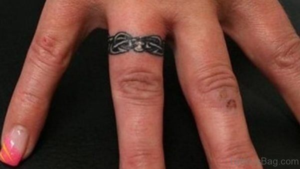 Awesome Celtic Knot Tattoo