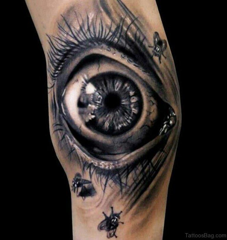 61 Mind Blowing Eye Tattoos On Arm