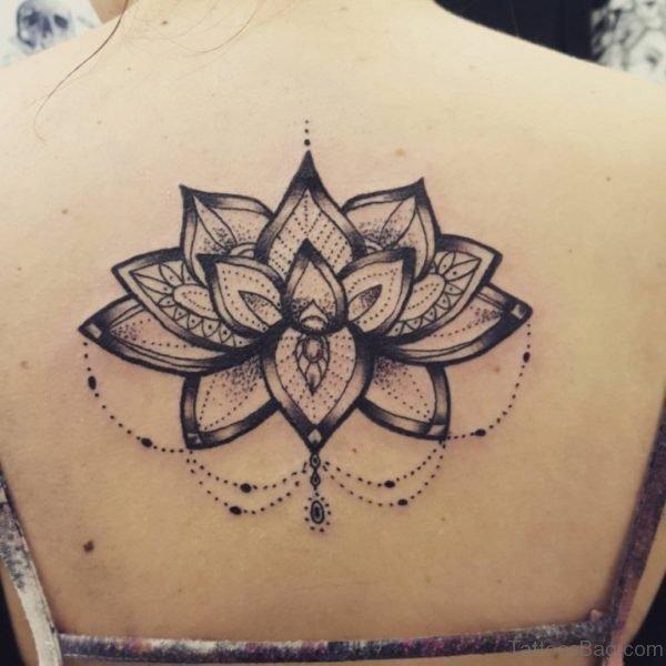 Awesome Lotus Tattoo