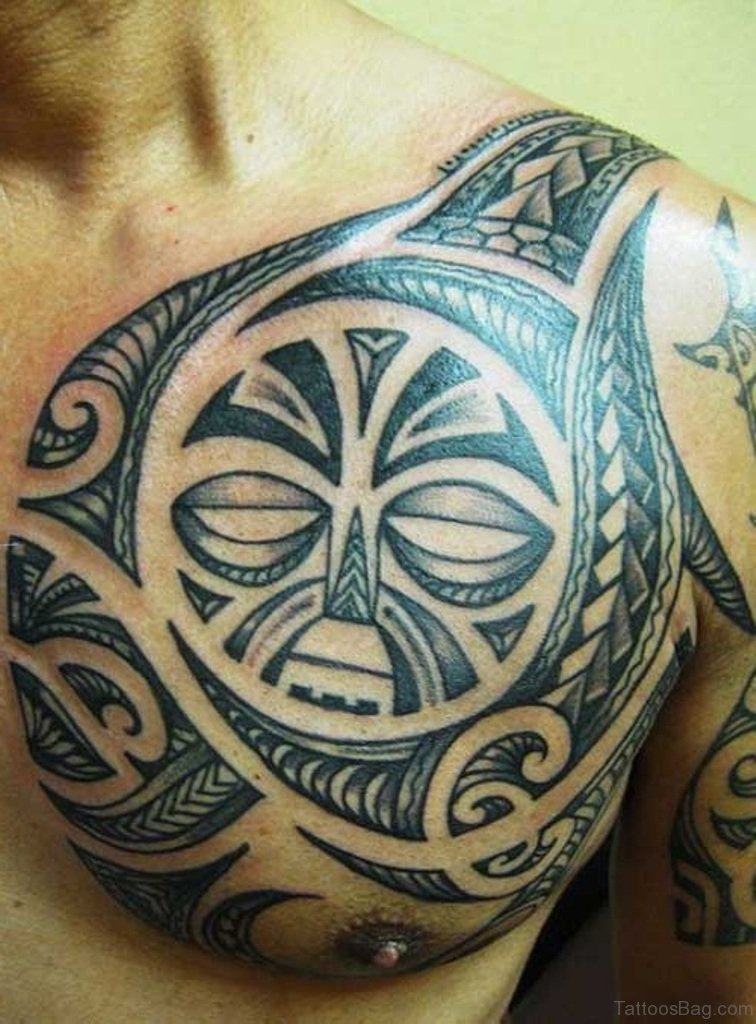 Tattoo Ideas Chest: 75 Appealing Chest Tattoos For Men