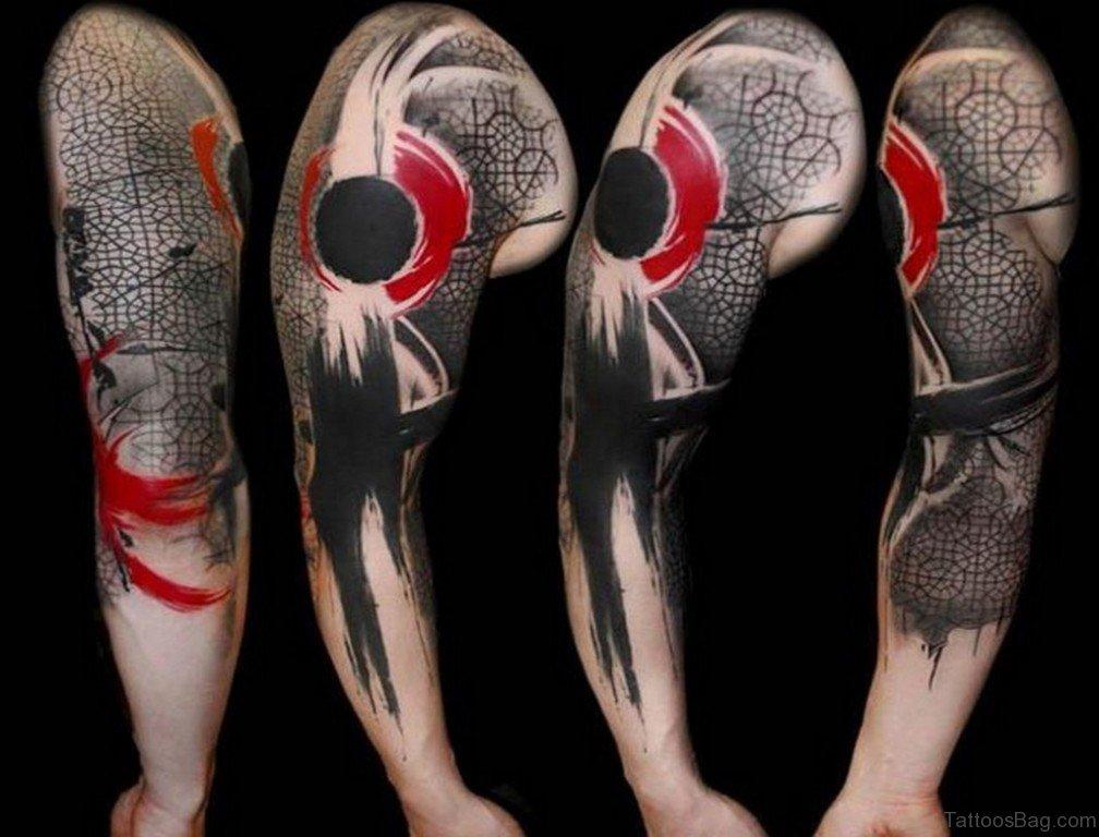 Full Arm Sleeve Tattoo Designs: 71 Great Full Sleeve Tattoos