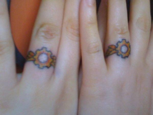 Awful Finger Tattoo