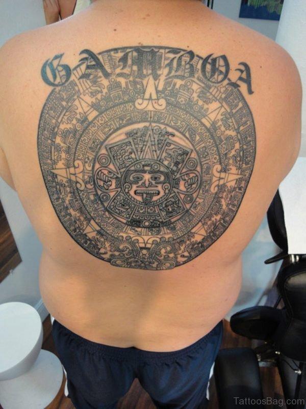 Aztec Tattoo image