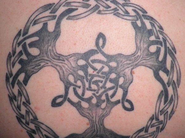 Balance Of Life Tattoo