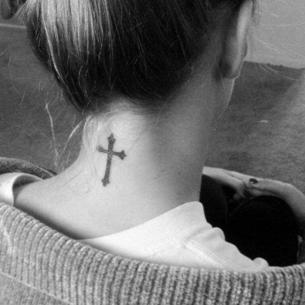 Beautiful Cross Tattoo