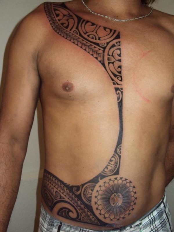 Beautiful Tribal Tattoo
