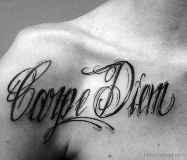 Best Carpe Diem Tattoo