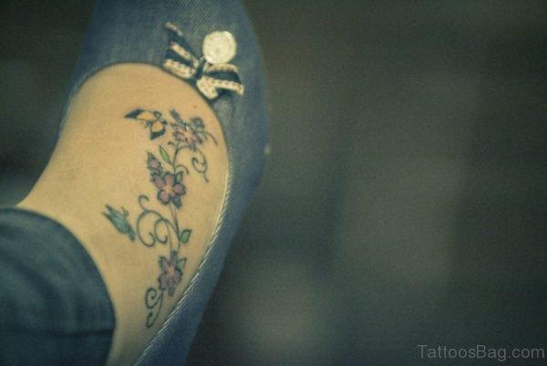 Best Designer Butterfly Ttatoo For Girl