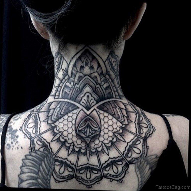 41 Ultimate Neck Tattoos