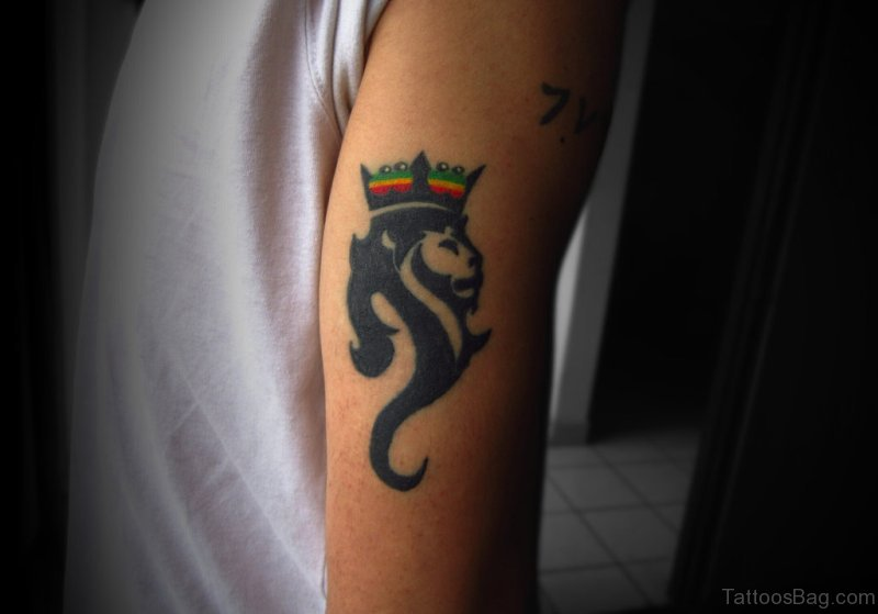 24 Lion Forearm Tattoos Design
