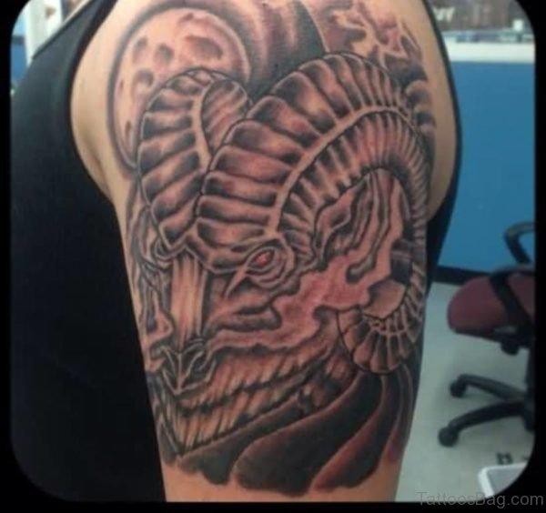 Brilliant Aries Tattoo
