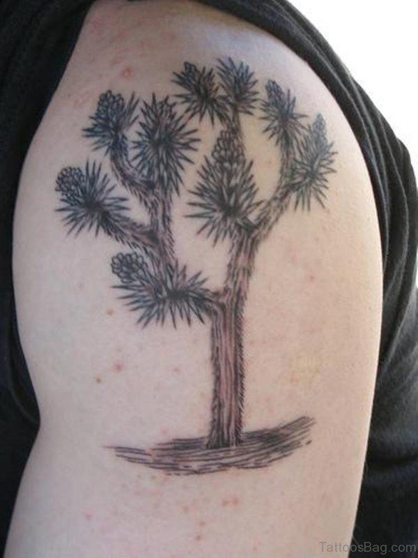 Brilliant Tree Tattoo
