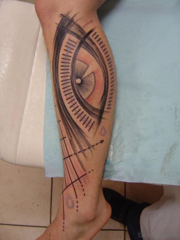Classic Eye Tattoo