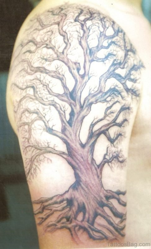 Coll Tree Tattoo