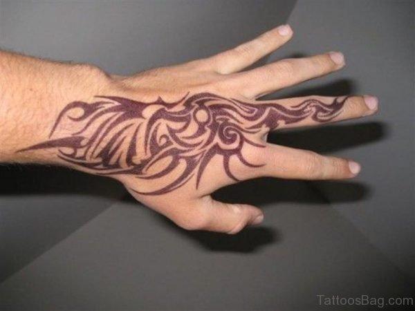 Cool Celtic Tattoo