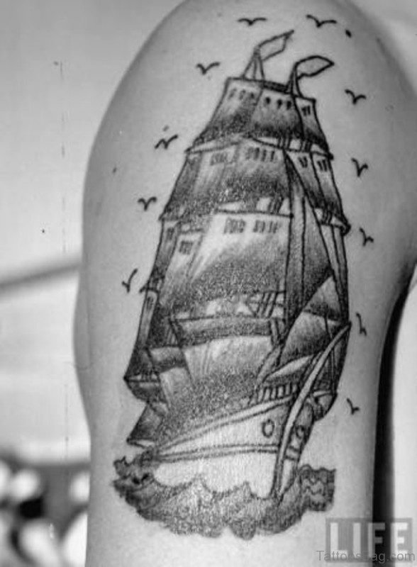 Cool Designer Tattoo